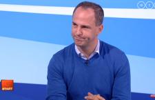 Viktor Szigetvári in his last ATV interview.