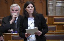 Anett Bősz. Photo: MTI.