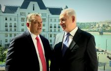 Orbán and Netanyahu in Budapest – good friends