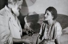 Brancusi with Margit Pogány