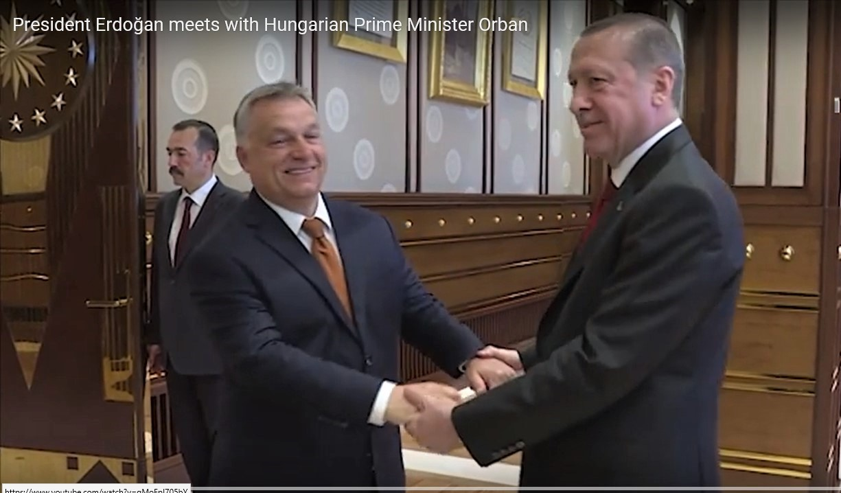 Image result for Orbán erdogán