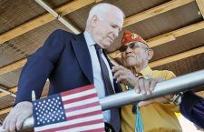 Thank you, Senator John McCain