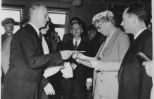 Eleanor Roosevelt and the refugees of the Hungarian Revolution of 1956