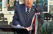 Ex-Congressman Ernie Könnyű's xenophobic speech at the San Francisco 56 commemoration
