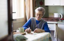 A Hungarian pensioner.