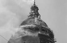 The 1947 basilica fire