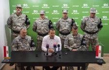 Nemzeti Légió. Photo: MTI.