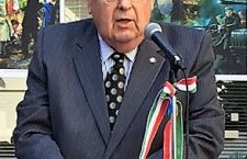 Eighty-two year old Hungarian-born Ernie Konnyu is considering a run for Congress