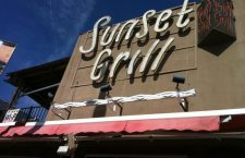 Sunset Grill on Sunset Boulevard in Los Angeles with a Hungarian twist