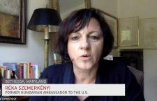 Ambassador Réka Szemerkényi calls China a dictatorship