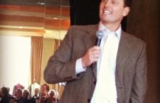 Richard Grenell in performance.