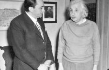Bela Kornitzer and Einstein
