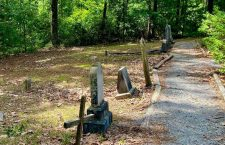 Budapest cemetery, Haralson County, Georgia – photos by Ágnes Felber
