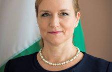 Meet Ambassador Maria Vass-Salazar, Hungary's new top diplomat in Ottawa